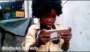 Video: OCHUKO THE LITTLE FUNNY GUY   | Latest 2018 Nigerian Comedy